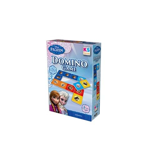 Frozen Domino Game Domino Oyunu